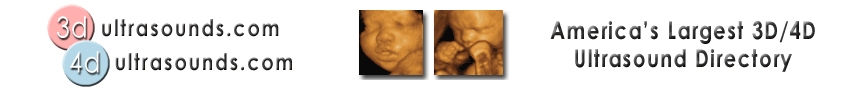 3D 4D Ultrasounds and Sonograms